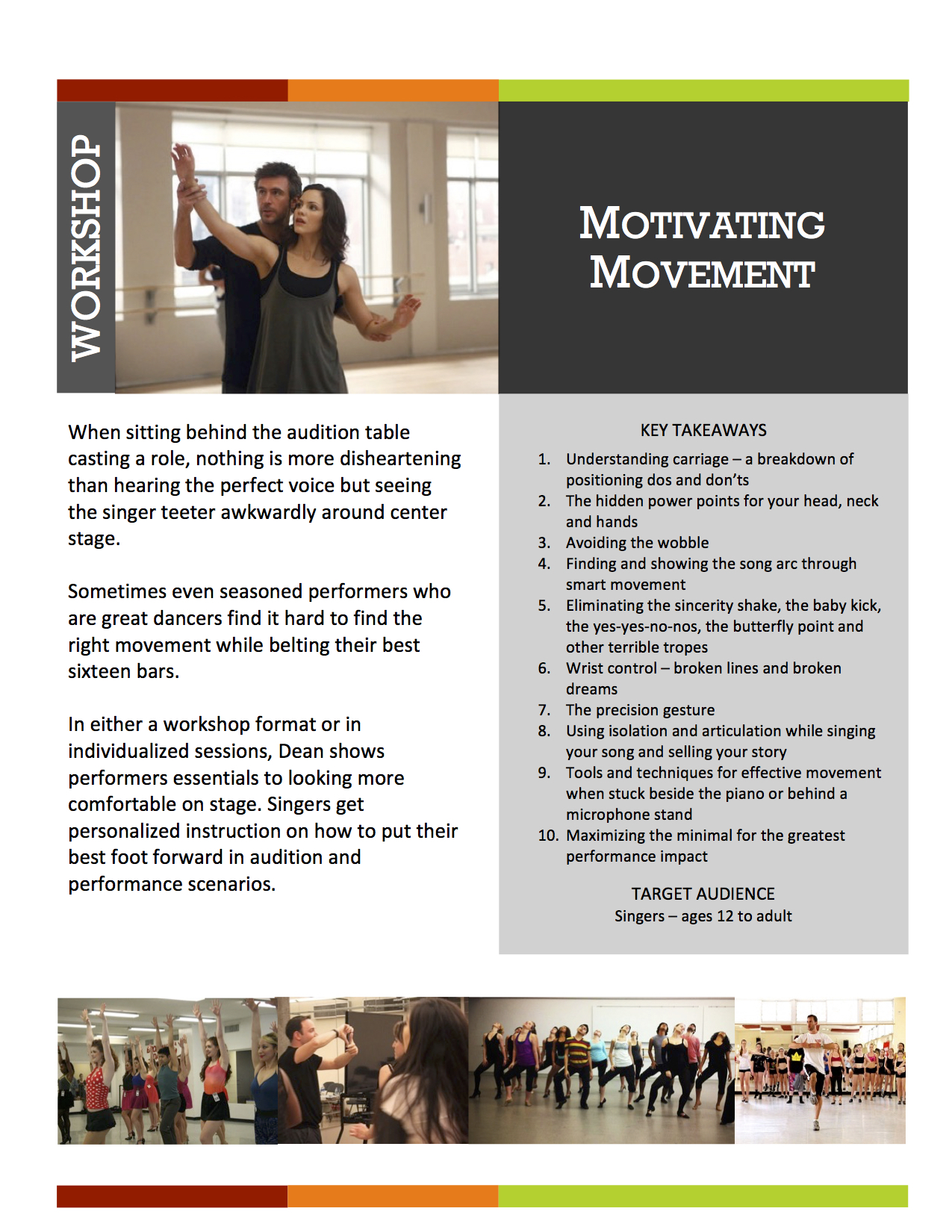 motivating movement